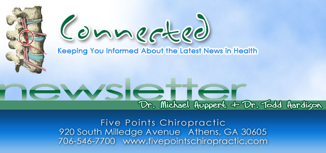 Five Points Chiropractic - 706-546-7700