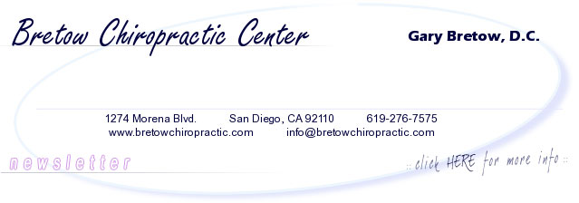 Bretow Chiropractic Center - 619-276-7575