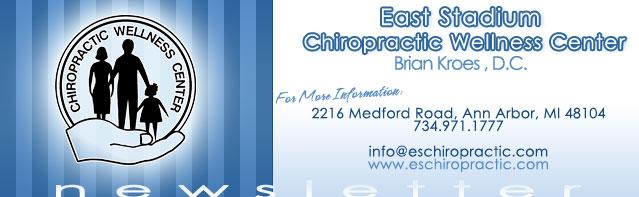 East Stadium Chiropractic Health Center - 734-971-1777