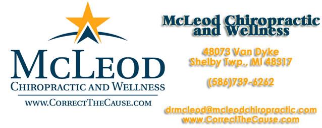 McLeod Chiropractic - 810-739-6262