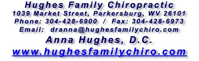 Hughes Family Chiropractic - www.hughesfamilychiro.com
