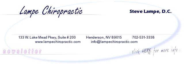 Dr. Steve Lampe - 702-531-3338