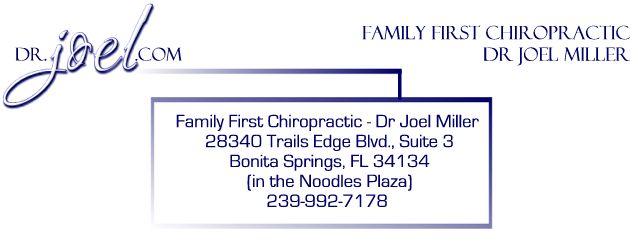 Dr. Joel Miller - 239.597.6099